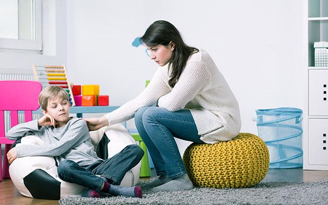 Pogovor z otrokom