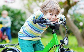 Električno kolo za otroka