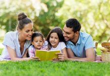 Otroci in branje